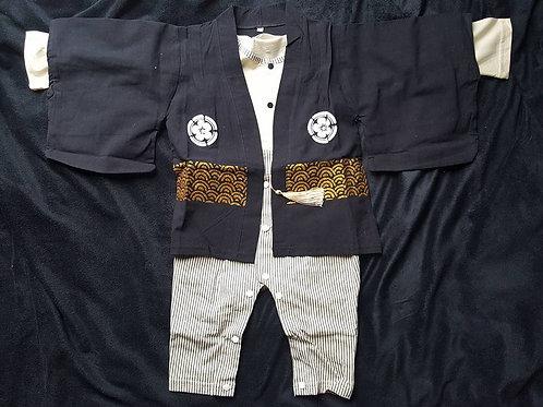 Kimono Hakama One-Piece