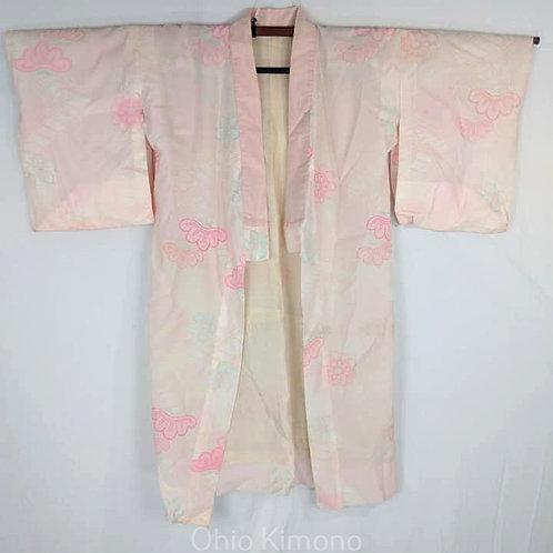 Pale Pink Juban