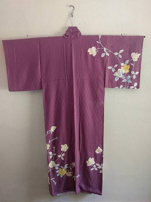 Purple Rose Houmongi