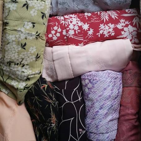 New Kimono Stock - Direct From Kyoto, Japan