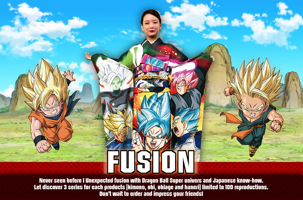 DRagon Ball Super Furisode