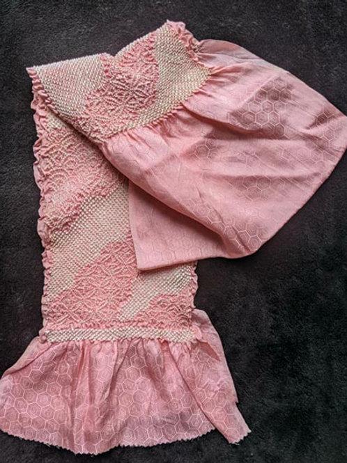 pink obiage for kimono