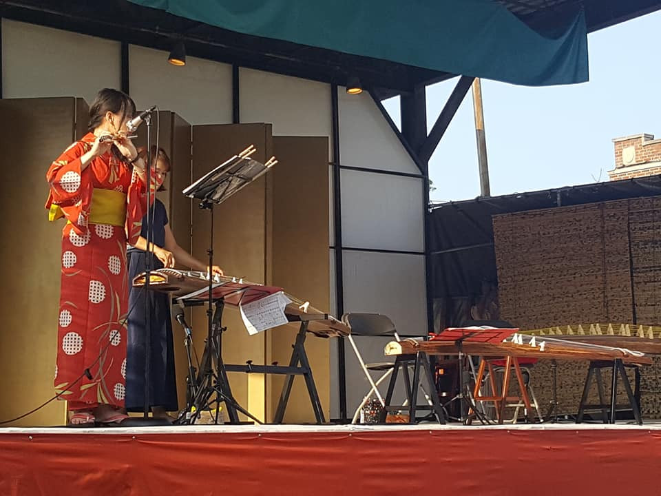 Ginza Festival Midwest Buddhist Temple