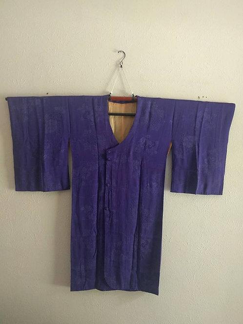 Antique Kimono Coat