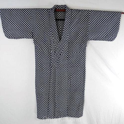 cotton onsen kimono