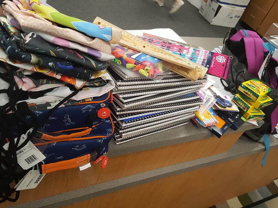 Ohio Kimono charity donation