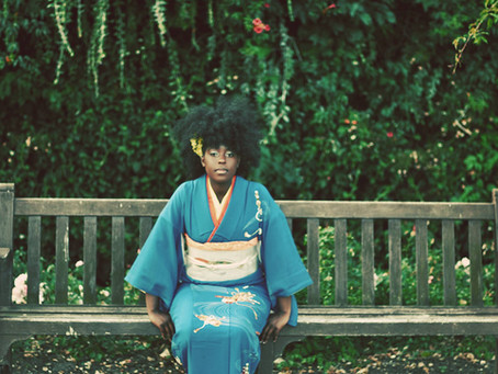 Kimono Kitsuke Interview: Dandy Tia