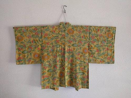 Vintage Haori For Japanese Kimono