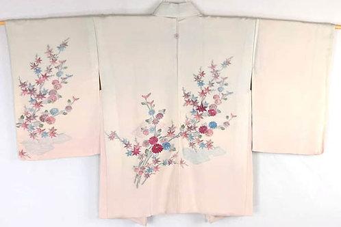 vintage silk haori
