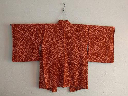 Orange Haori For Sale