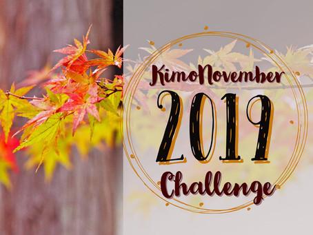 KimoNovember Challenge 2019