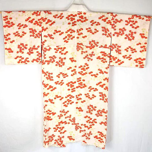 vintage juban from japan for kimono