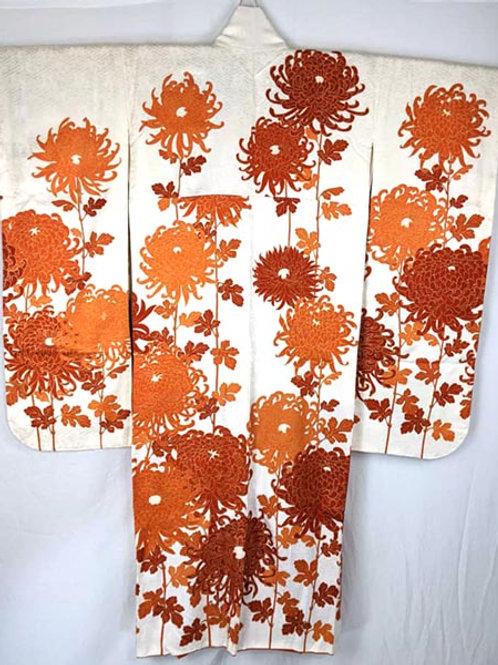 furisode kimono from japan