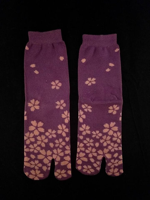 Purple Tabi