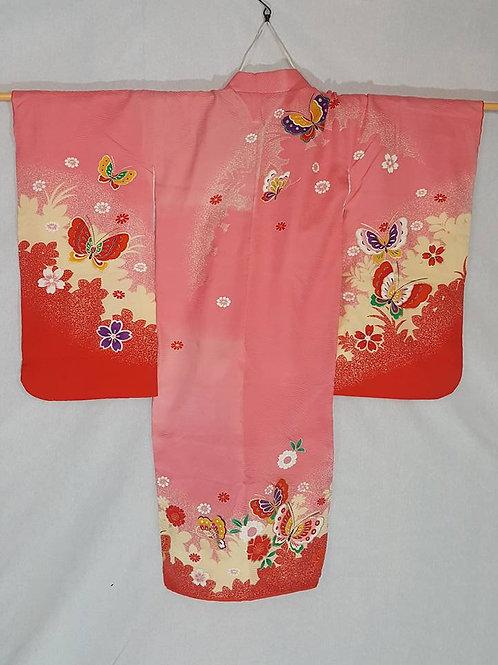 girls kimono