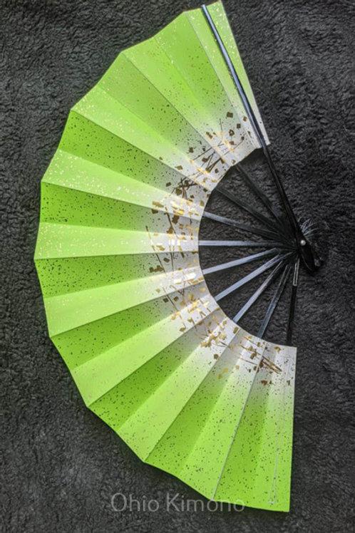 green white sensu from japan