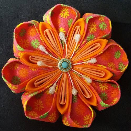 EX-Large Orange Flower
