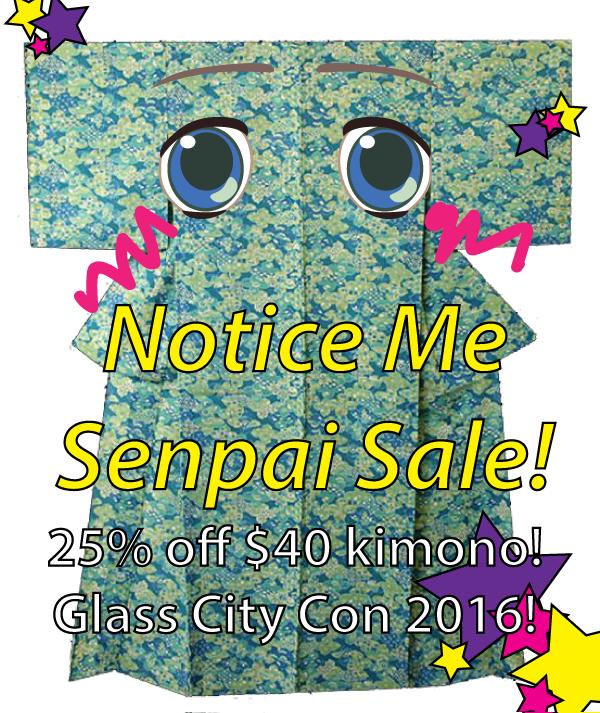 Japanese Kimono Sale