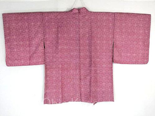 pink haori
