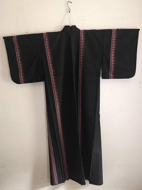 Black Japanese Kimono For Sale