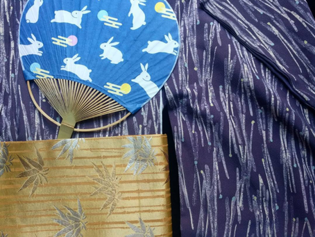 Kimono Coordination Inspiration