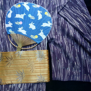 Japanese Kimono Coordination