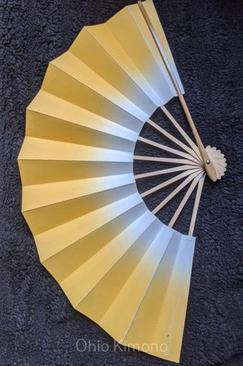 sensu japanese yellow white