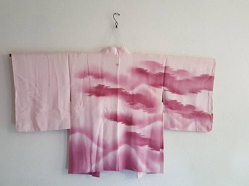 Pink Women's Haori