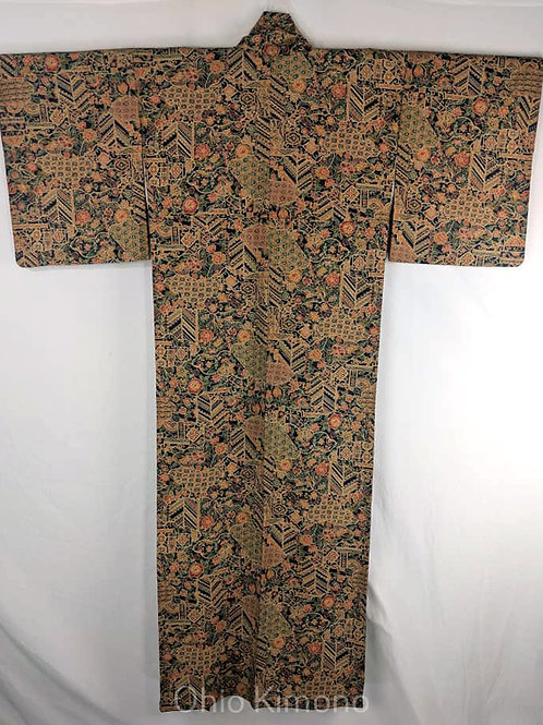 traditional kimono from japan