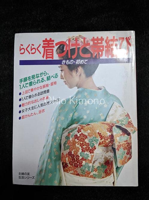 kimono dressing book