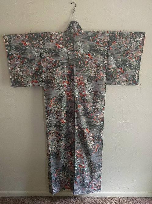 City Scape Kimono