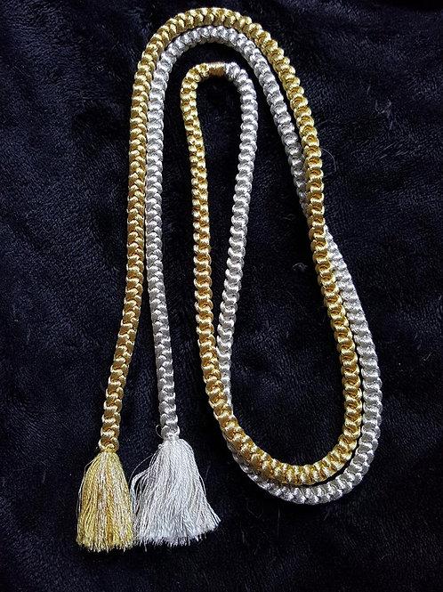 Gold & Silver Obijime