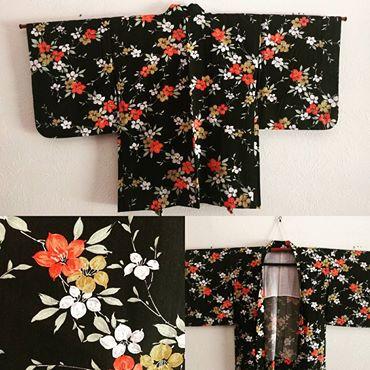 Japanese Haori Kimono Coat