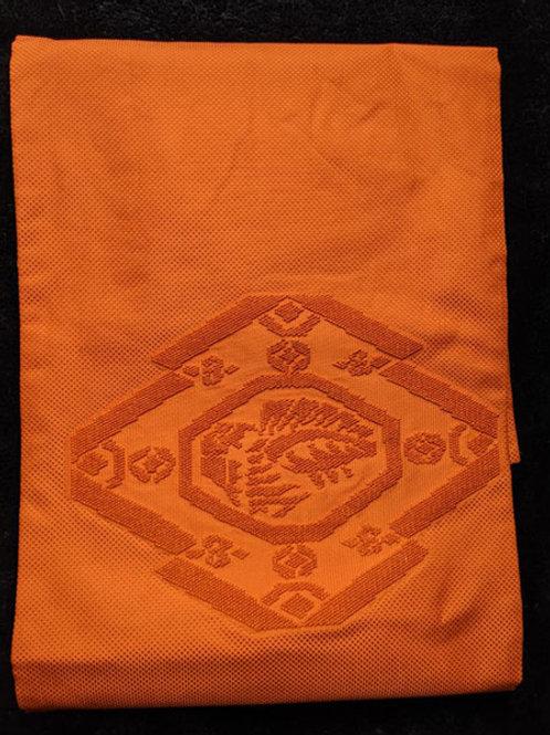 pumpkin orange nagoya obi