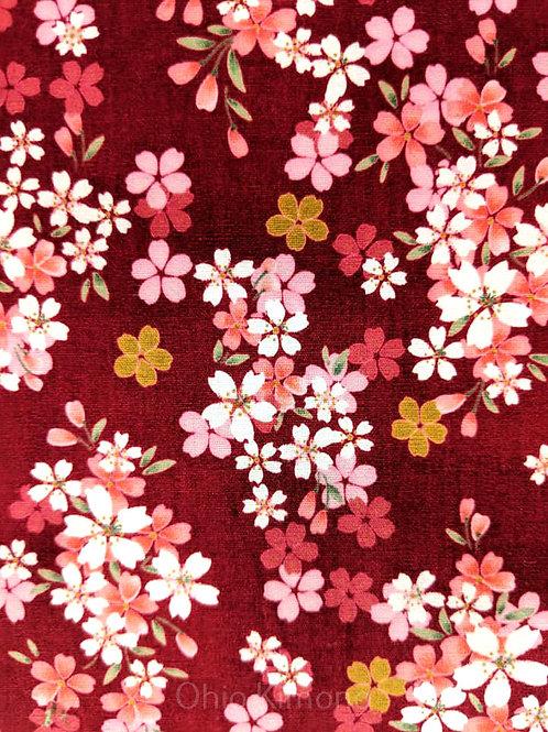 Red & Pink Han-Eri