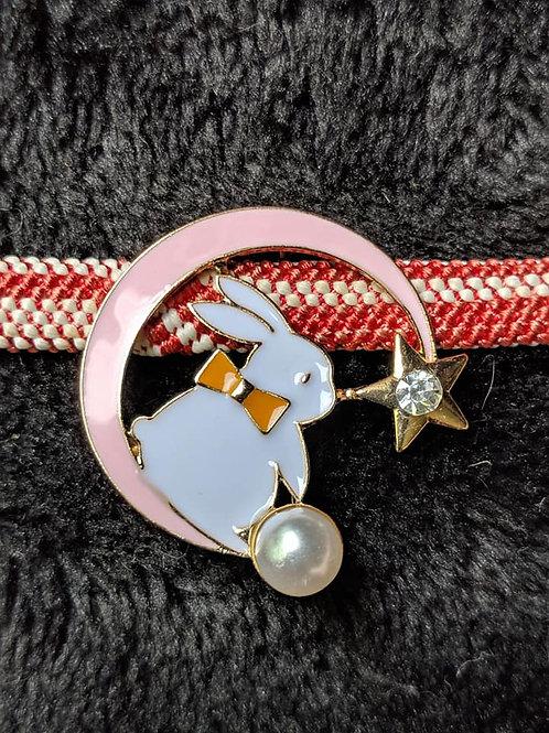 Pink & Gold Obidome
