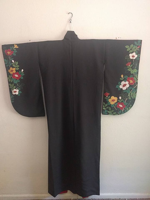 Japanese Furisode Kimono For Sale Online
