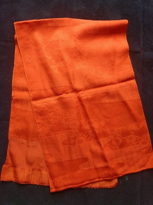 Orange Silk Obiage