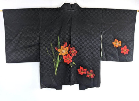 Haori, Kimono and more in stock!