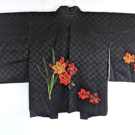 Haori, Kimono and more in stock!