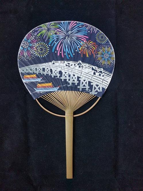 Fireworks Paddle Fan