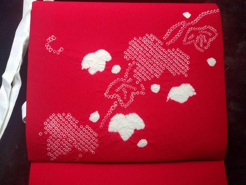 Vintage Japanese Obi for Kimono For Sale