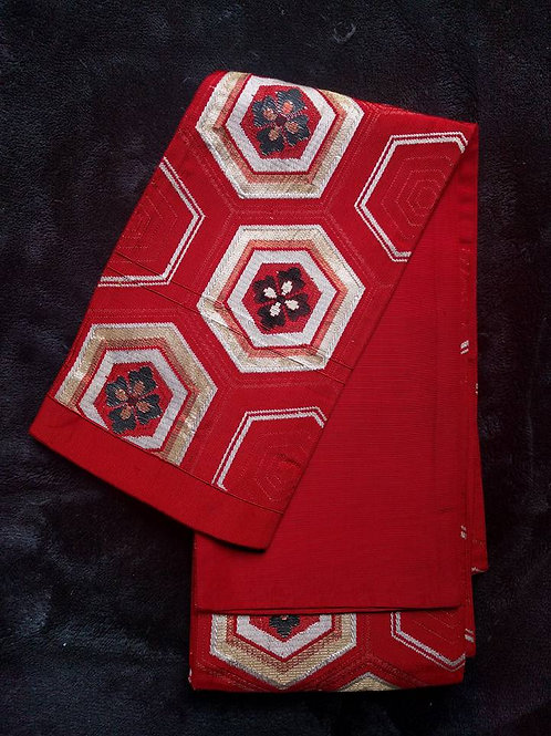 Red Hanhaba Obi