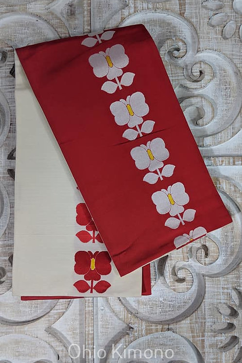 hanhaba obi for yukata