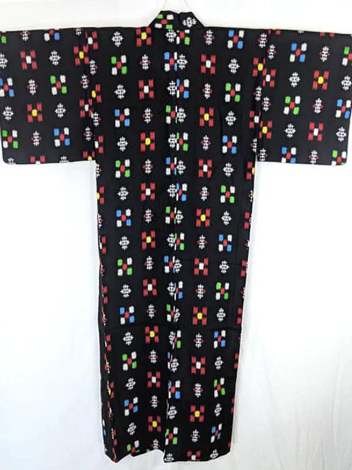 authentic kimono from Japan