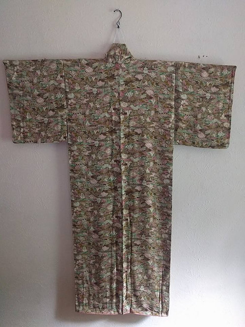 Authentic Japanese Kimono For Sale