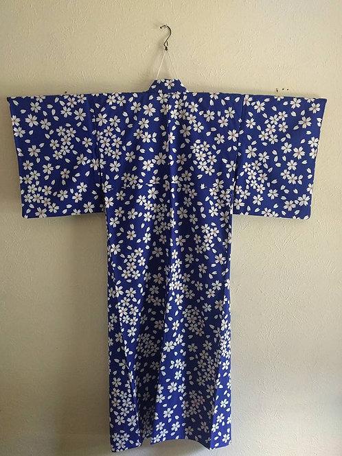 Sapphire Kimono