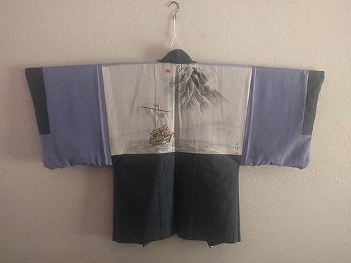 Men's Haori For Kimono