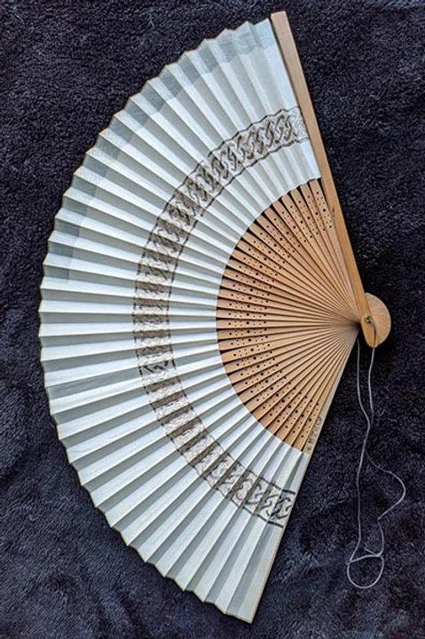 vintage japanese fan