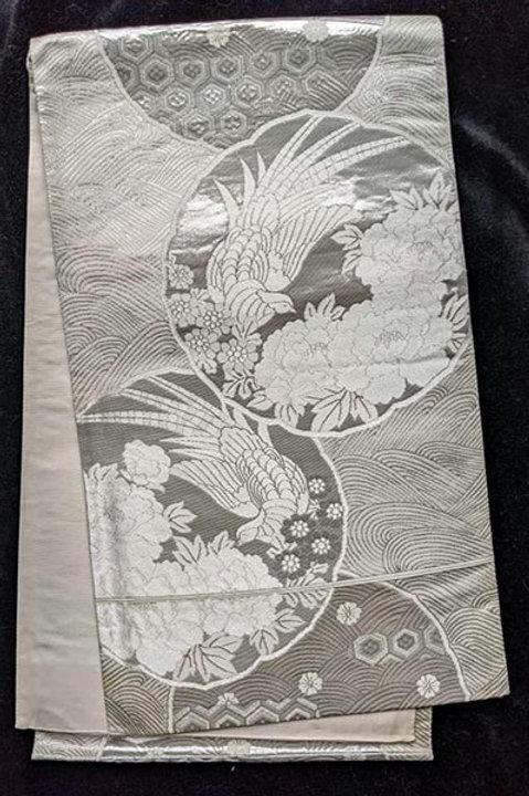 obi for kimono wedding